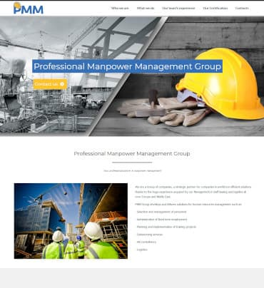 Professional Manpower Management Group